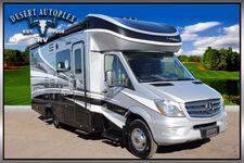 2019 Dynamax Isata 3 24FW Single Slide Class C Motorhome