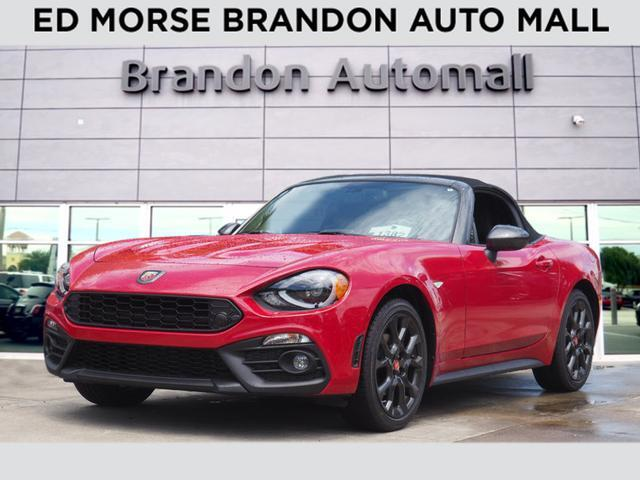 2019 FIAT 124 Spider Abarth Delray Beach FL