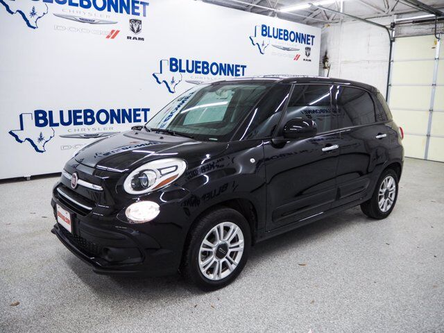 2019 FIAT 500L Pop New Braunfels TX