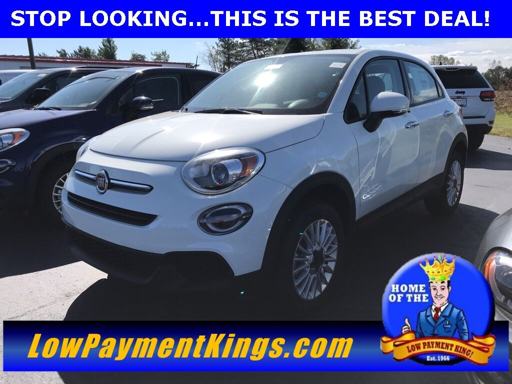 2019 FIAT 500X POP AWD Shelby OH