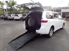 2019_FMI Toyota_Sienna_LE w/ Manual Rear Ramp_ Anaheim CA