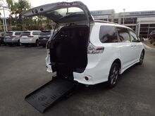 2019_FMI Toyota_Sienna_SE w/ Power Rear Ramp_ Anaheim CA