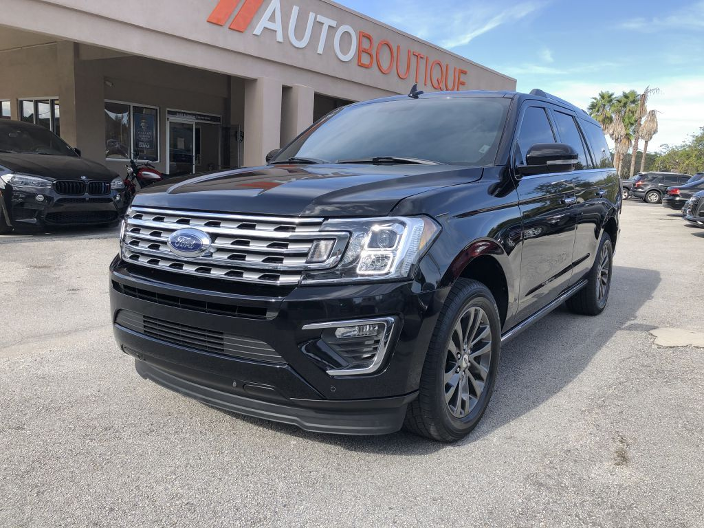 2019 FORD EXPEDITION LIMI LIMITED Jacksonville  FL