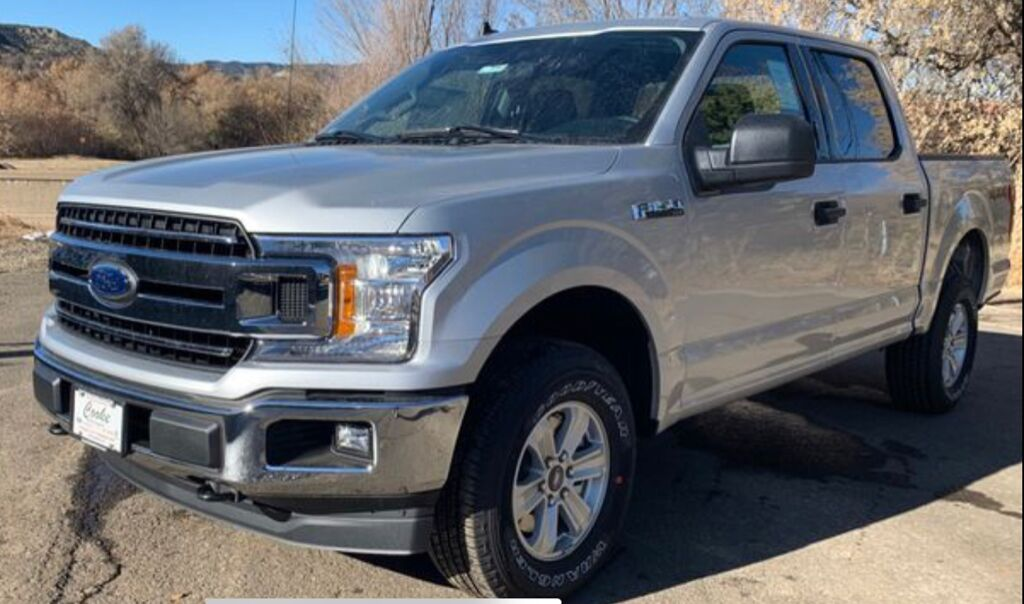 2019 FORD F150 SUPER Trinidad CO