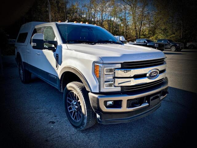 2019_FORD_F250 CREW CAB 4X4_ULTIMATE KING RANCH_ Bridgeport WV