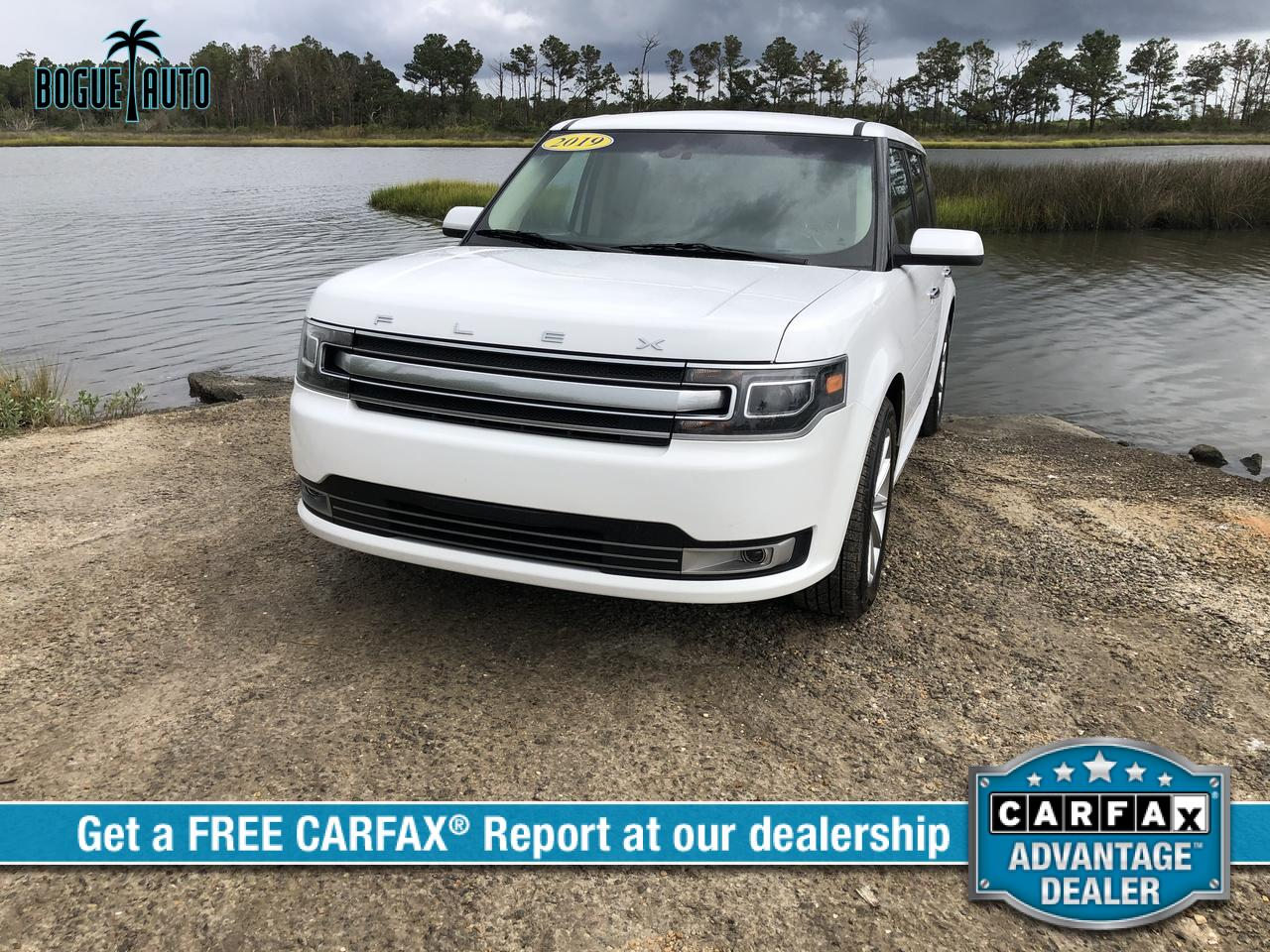 2019 FORD FLEX LIMITED Newport NC