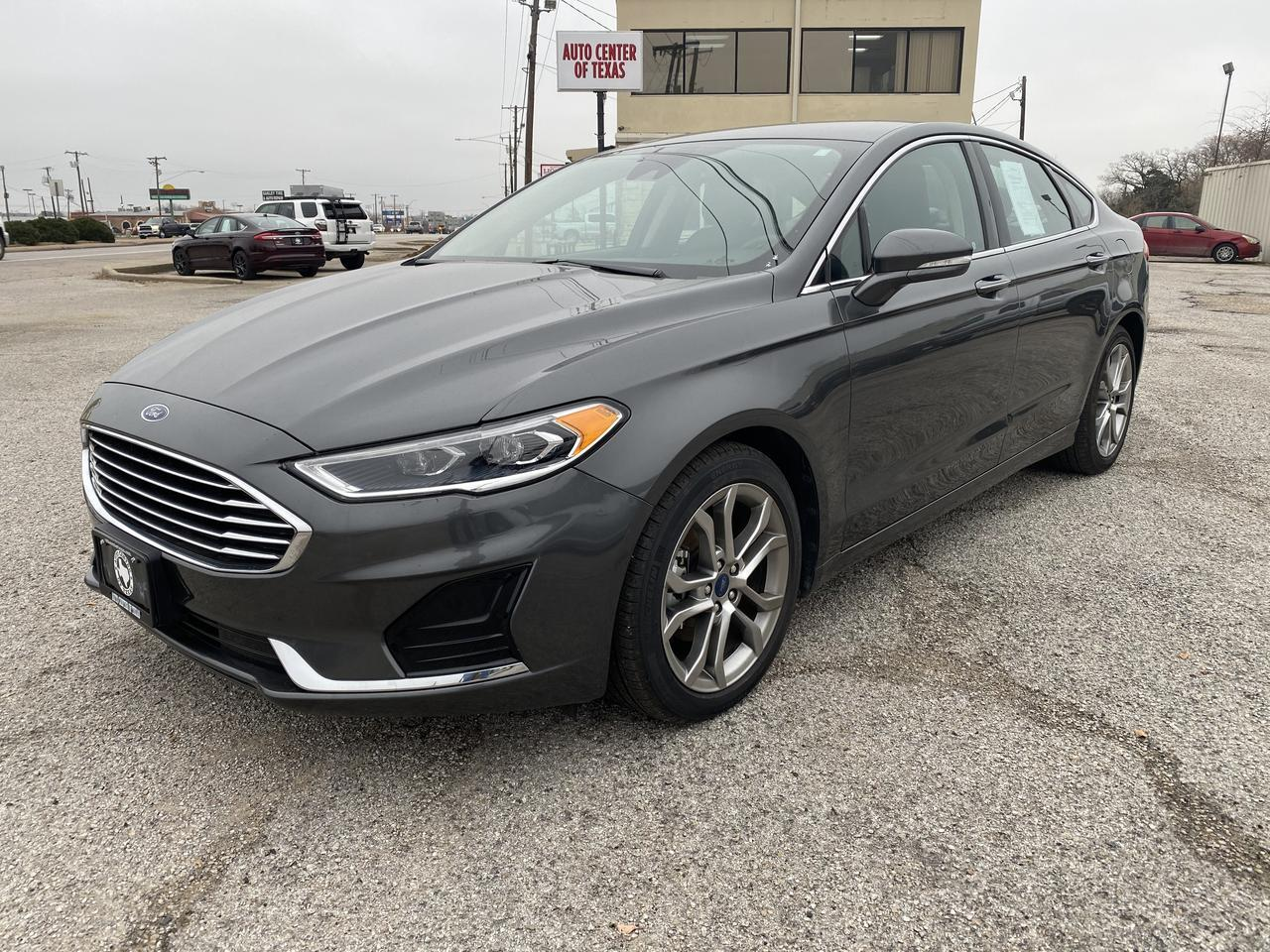 2019 FORD FUSION Terrell TX