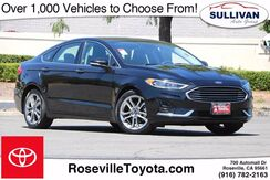 2019_FORD_Fusion_SEL FWD_ Roseville CA