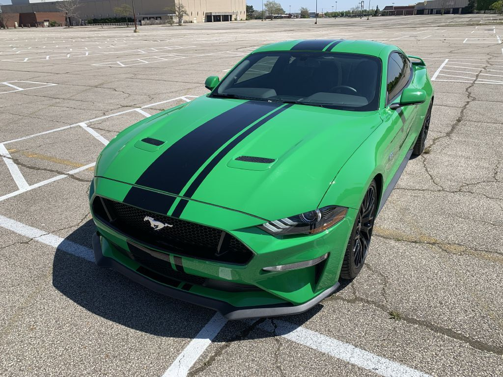 2019 FORD MUSTANG GT WHIPPLE SUPERCHARGED 750HP Columbus OH