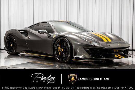 2019 Ferrari 488 Pista  North Miami Beach FL