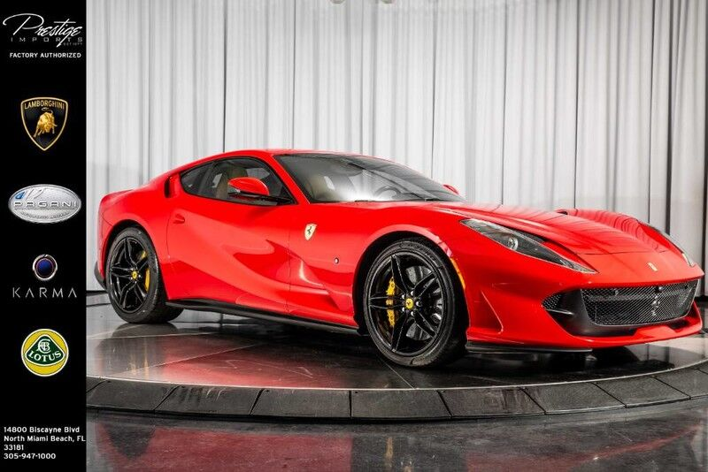 2019_Ferrari_812 Superfast__ North Miami Beach FL