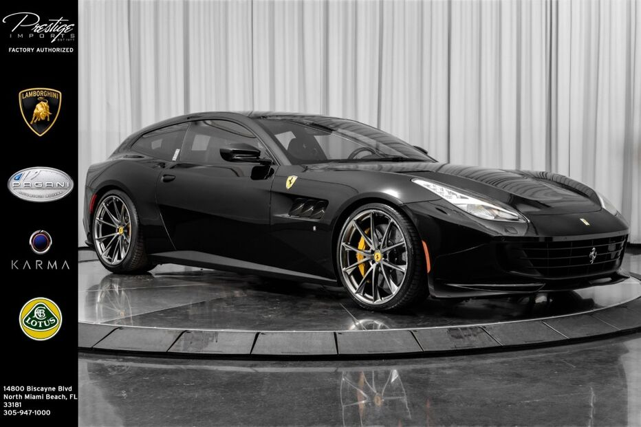 2019_Ferrari_GTC4Lusso_T_ North Miami Beach FL