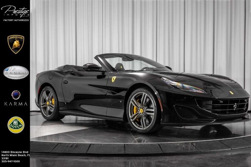 2019 Ferrari Portofino  North Miami Beach FL
