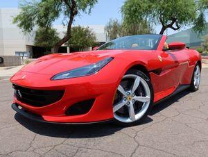 2019_Ferrari_Portofino_Convertible_ Scottsdale AZ