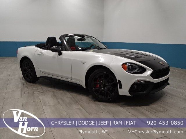 2019 Fiat 124 Spider Abarth Milwaukee WI