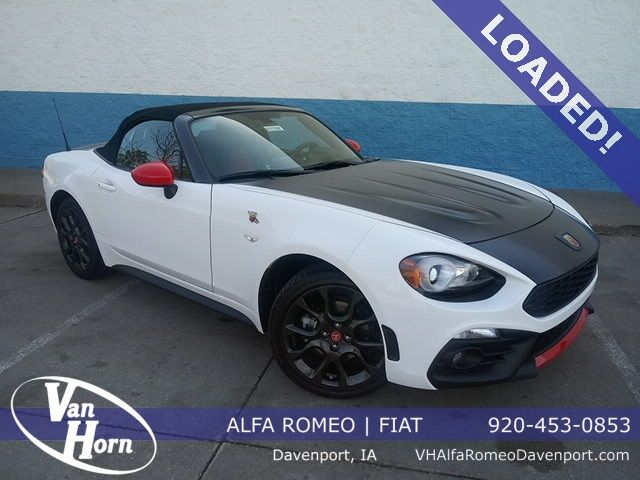 2019 Fiat 124 Spider Abarth Plymouth WI