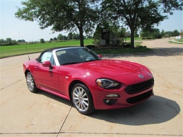 2019 Fiat 124 Spider Lusso Plymouth WI