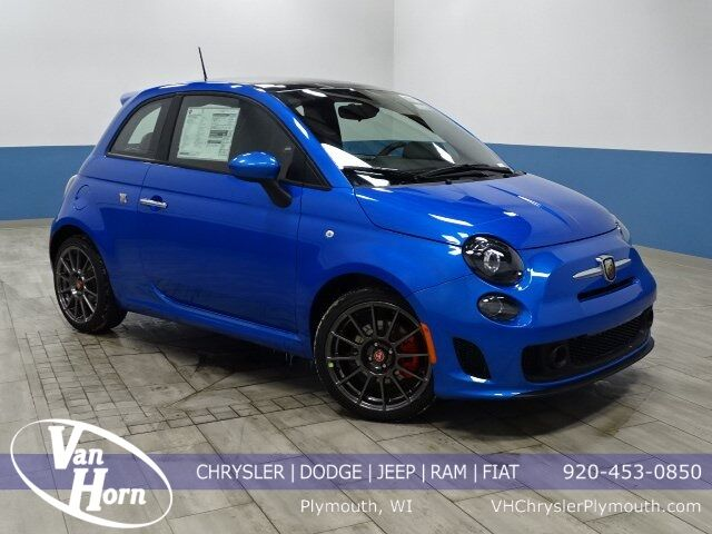 2019 Fiat 500 Abarth Plymouth WI