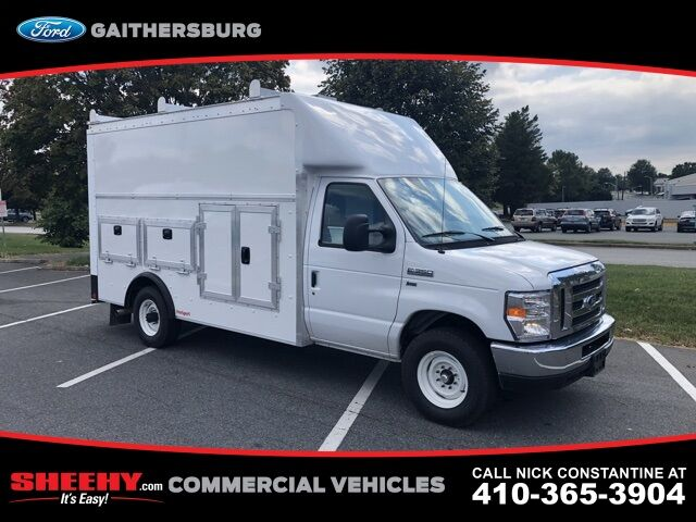 2019 Ford 12' WORKPORT E-350 SRW Cutaway Van