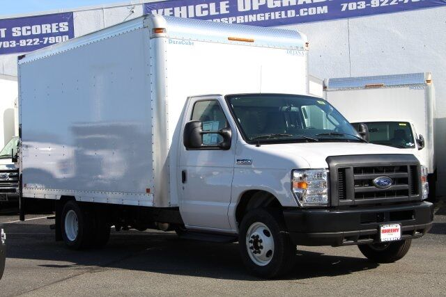 2019 Ford 2019 E350 SD COMMERCIAL CUTAWAY VAN Base Cutaway Van 14 FT LIFT GATE Springfield VA