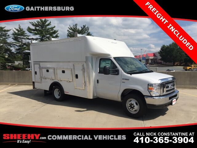 2019 Ford E-150 12' WORKPORT Base Specialty Vehicle Gaithersburg MD