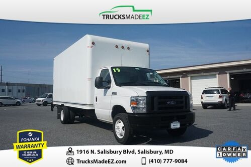 2019_Ford_E-450SD_Base_ Salisbury MD
