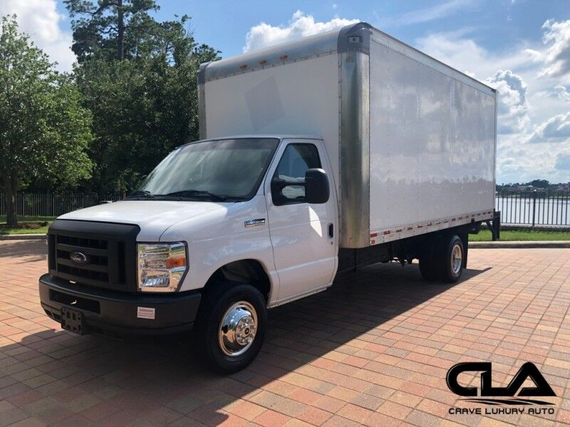 2019 Ford E-Series Cutaway  The Woodlands TX