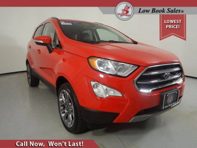 2019 Ford ECOSPORT Titanium Salt Lake City UT