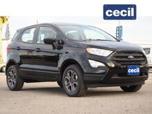 2019_Ford_EcoSport_S_  TX