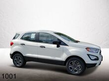 2019_Ford_EcoSport_S_ Belleview FL