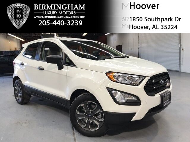 2019 Ford EcoSport S Hoover AL