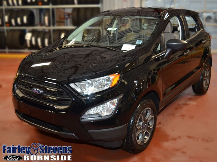 2019 Ford EcoSport S Dartmouth NS