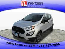 2019_Ford_EcoSport_S_ Duluth MN
