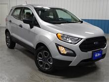 2019_Ford_EcoSport_S_ Newhall IA