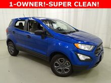 2019_Ford_EcoSport_S_ Raleigh NC