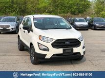 2019 Ford EcoSport S South Burlington VT