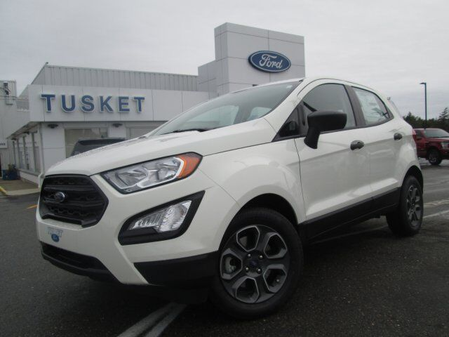 2019 Ford EcoSport S Tusket NS