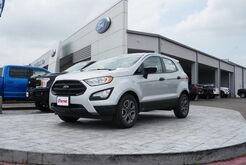 2019_Ford_EcoSport_S_ Weslaco TX
