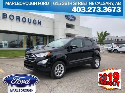 2019_Ford_EcoSport_SE 4WD_ Calgary AB