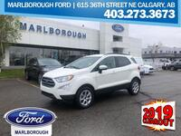 Ford EcoSport SE 4WD 2019