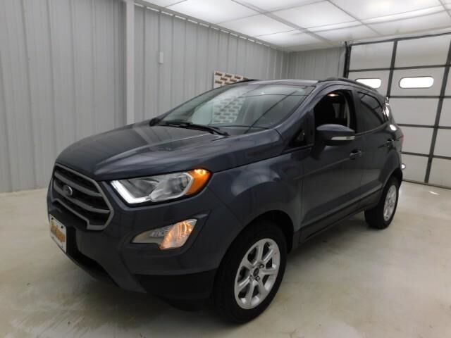 2019 Ford EcoSport SE 4WD Manhattan KS