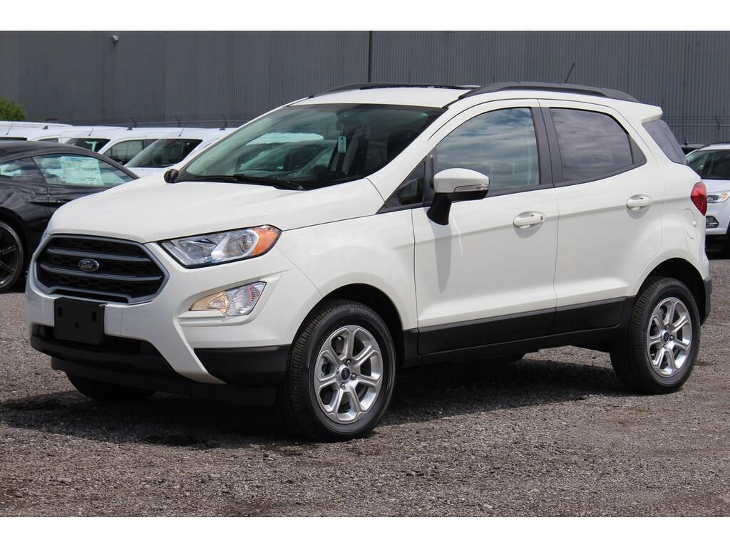 2019 Ford EcoSport SE 4WD Scarborough ON