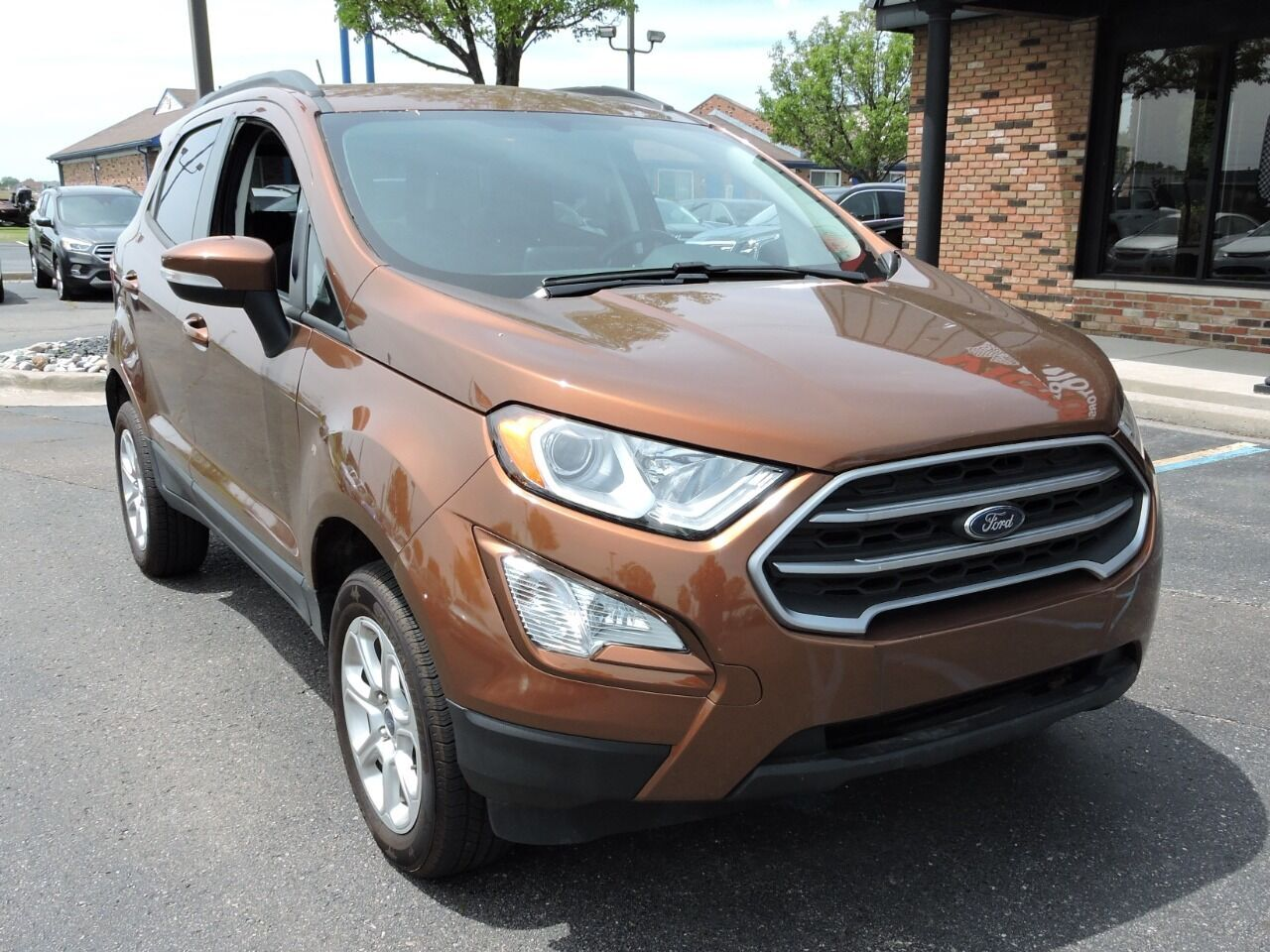 2019 Ford EcoSport SE AWD 4dr Crossover Chesterfield MI