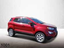 2019_Ford_EcoSport_SE_ Belleview FL