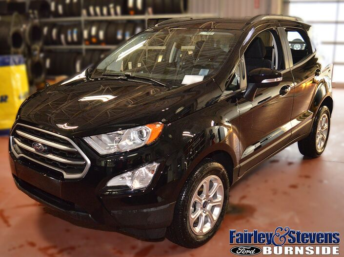 2019 Ford EcoSport SE Dartmouth NS
