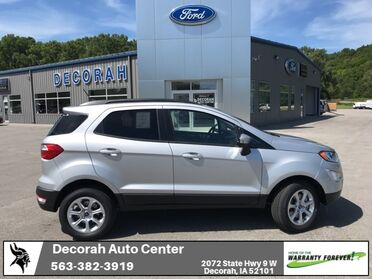 2019_Ford_EcoSport_SE_ Decorah IA