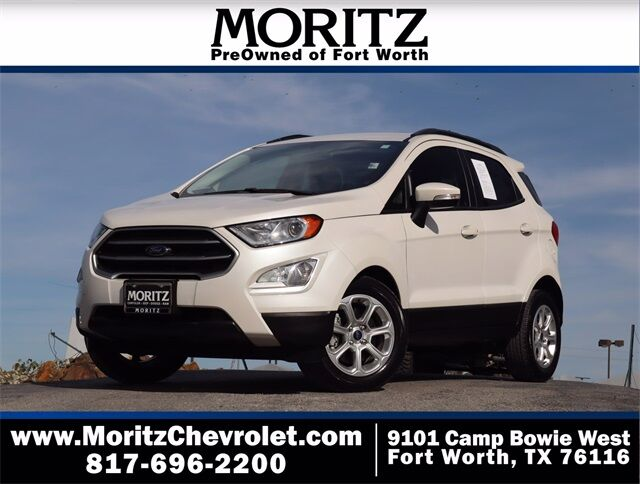 2019 Ford EcoSport SE Fort Worth TX