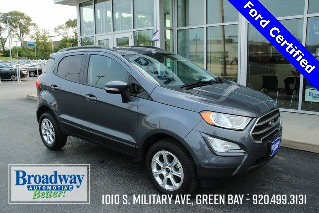 2019 Ford EcoSport SE Green Bay WI