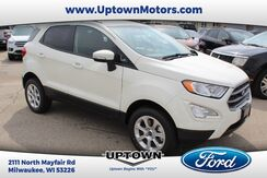 2019_Ford_EcoSport_SE_ Milwaukee and Slinger WI