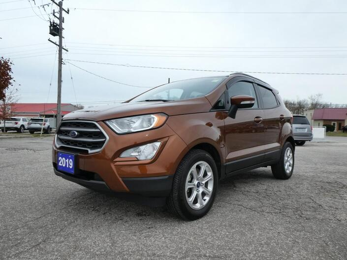 2019 Ford EcoSport SE Navigation Heated Seats Sunroof Essex ON